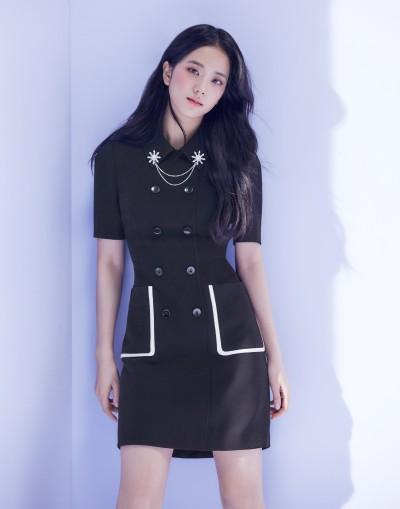 잇미샤 X 지수 잇쁨지수 넘치는 블랙핑크 지수 화보 패션 !