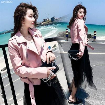 [대박할인] 여자 PU 자켓 코트 라이더자켓 숏자켓 가을신상 점퍼 20,300 원♪ 22% 할인♬