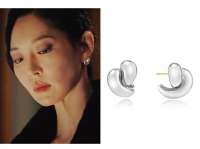 펜트하우스2 2회 김소연 패션 이에르로르 에트레브 귀걸이 천서진 귀걸이