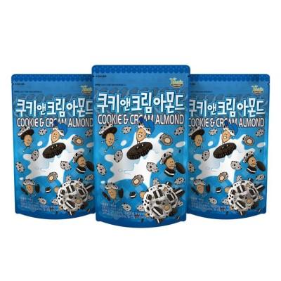 [할인상품] 탐스팜 쿠키앤크림 아몬드 12,600 원♬ 14% 할인♡