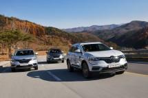 르노삼성, 뉴 QM6 디젤 모델 출시... 4WD 기본 탑재