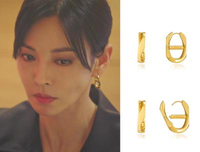 펜트하우스 7,8회 김소연 이에르로르 귀걸이 패션(feat.천서진 귀걸이)